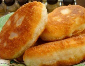 Мега простейший рецепт пирожков с картошкой! Пальчики оближешь!