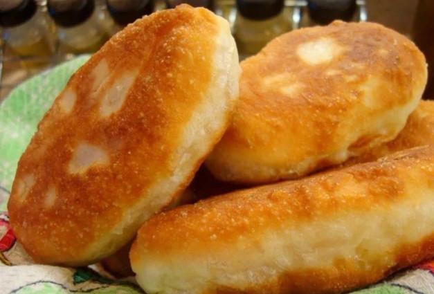 Мега простейший рецепт пирожков с картошкой